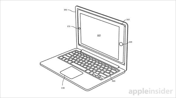 Apple 特許申請