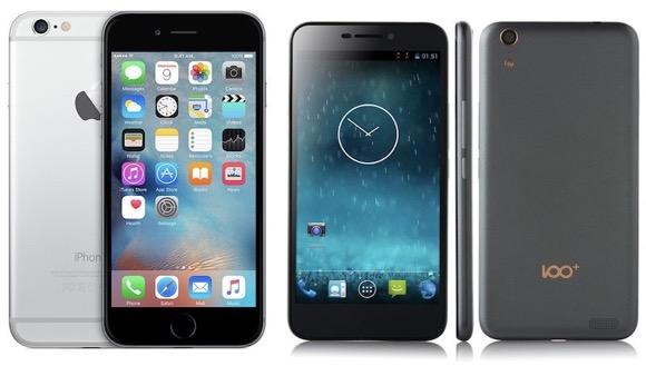 iPhone6 100c