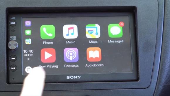 CarPlayのアプリ切り替えが簡単に