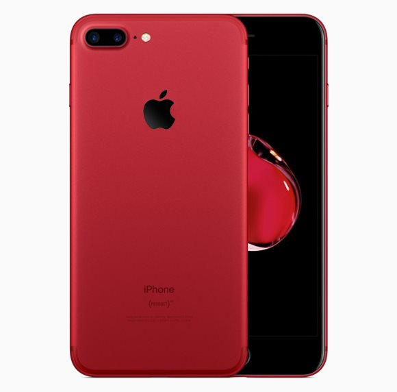 iPhone7 (PRODUCT)RED ブラックベゼル コンセプト