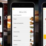 マクドナルド モバイルアプリ