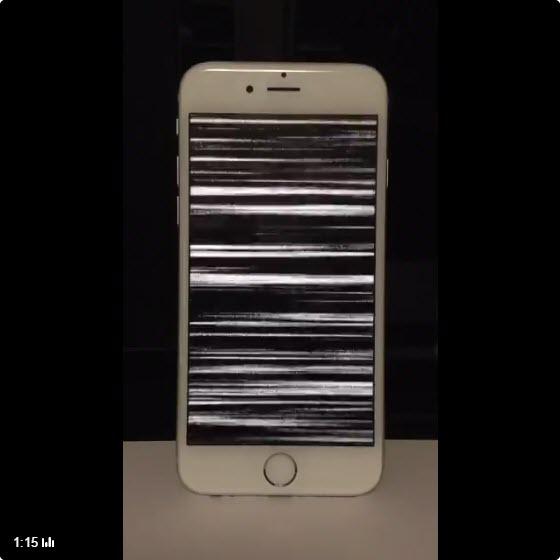 iPhone 壊れた Twitter 掲載許可OK