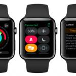 watchOS 3.2 Apple Watch