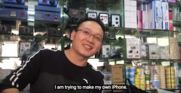 iphone 自力 組み立て