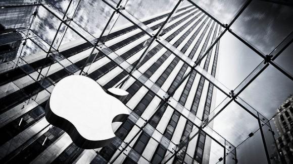 Apple建物