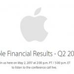Apple 四半期決算