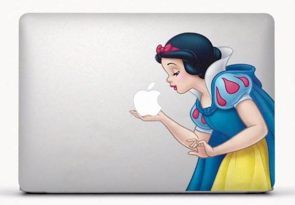 Apple 白雪姫