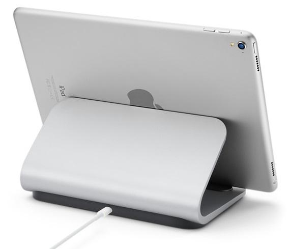 Logi BASE Smart Connector付き充電スタンド