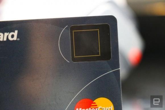 mastercard biometrics card
