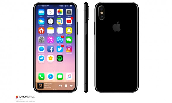 iPhone8は現時点で2種類のプロトタイプが存在か - iPhone Mania