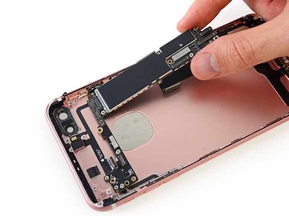 iPhone7 Plus iFixit 分解