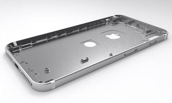 iPhone8 レンダリング