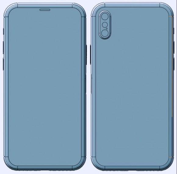 iPhone8 OnLeaks