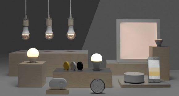 IKEA スマート電球