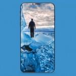 iPhone8 表示 イメージ