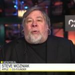 スティーブ・ウォズニアック氏 Bloomberg