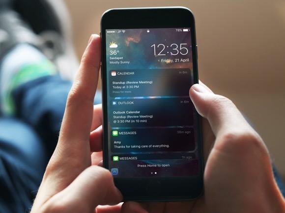 iOS11 ダークモード コンセプト
