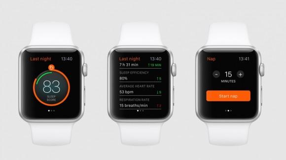 Apple Watchで睡眠分析