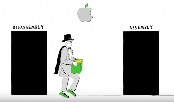 apple アースデイ 動画