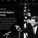 ケネディ大統領 apple