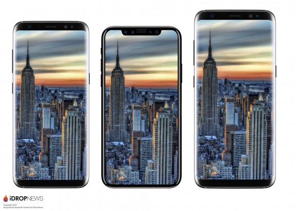 iPhone8 Samsung Galaxy S8/S8+