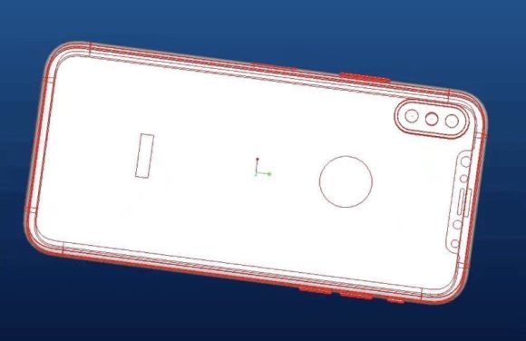 iPhone8 CAD