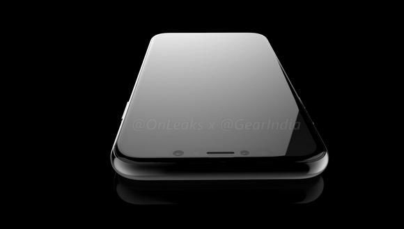 iPhone8 コンセプト Gear