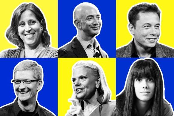 TIME テクノロジー業界で影響力のある20人