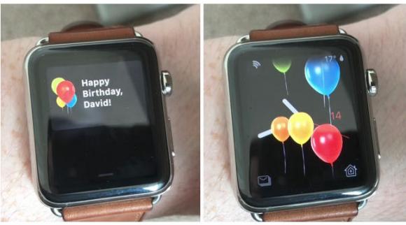 watchOS 4 apple watch