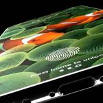 iPhone8 OLEDスクリーン