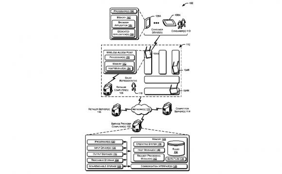 amazon wi-fi 価格比較 特許