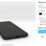iphone8 モックアップ 3Dプリンター
