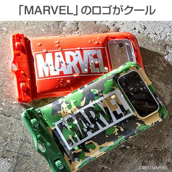 MARVELスマホケースデザイン