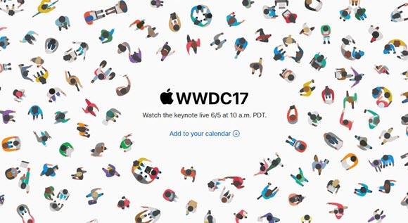Apple WWDC 2017 公式ロゴ