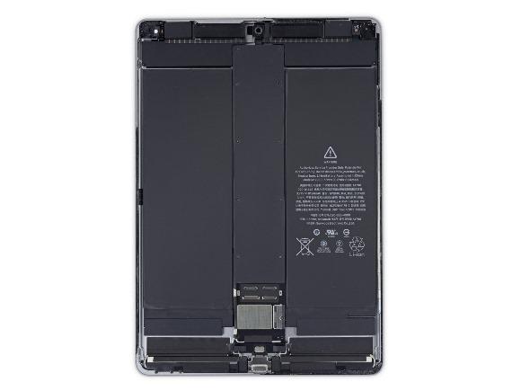 10.5インチ iPad Pro 分解 レポート iFixit