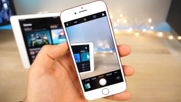 iOS11 ダークモード
