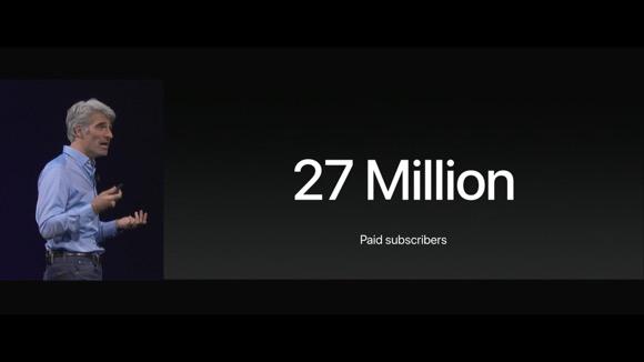 WWDC 17 Apple Music