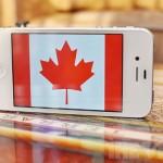 カナダ スマートフォン