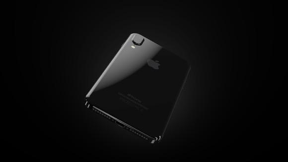 《iPhone8の新作コンセプト映像》ステレオ画面でAR/VRが可能に