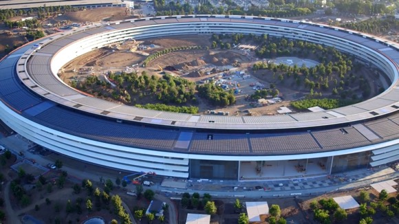 Apple park iphone mania for Oficinas de apple