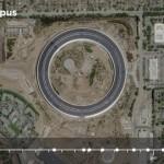 Apple Park 人工衛星