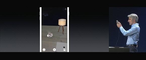 WWDC17 iOS11 AR ARKit