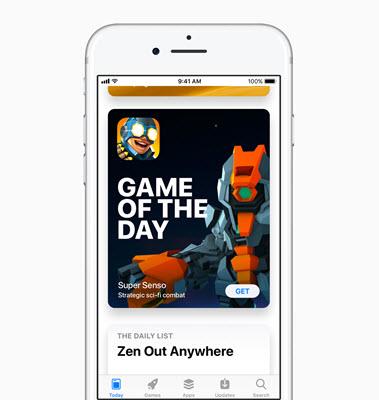 WWDC17 iOS11 App Store