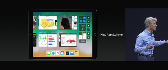 WWDC17 iPad iOS11