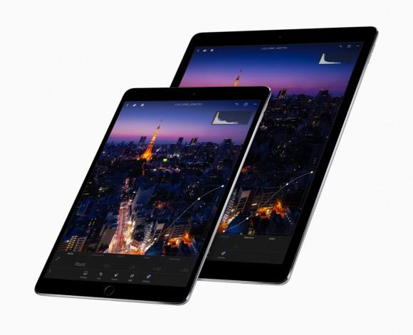 iPad Pro 10.5 12.9 公式画像