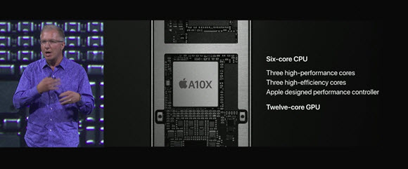 WWDC17 iPad Pro 10.5インチ