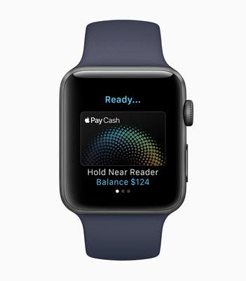 WWDC17 watchOS 4 公式画像