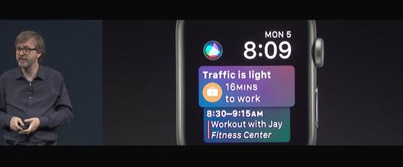 WWDC17 watchOS 4