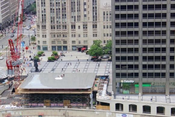 シカゴ macbook apple store