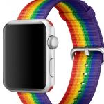 apple watch プライドエディション バンド